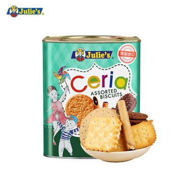 马来西亚进口茱蒂丝julie's家乐什锦饼干530g