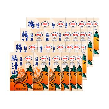 摩奇橘汁250ml*24盒