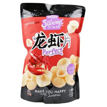 金语龙虾片 (川辣)80g