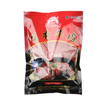 大红门酱香牛肉200g