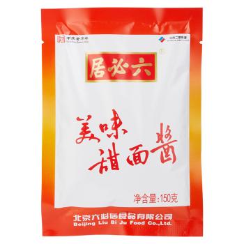 六必居-美味甜面酱150g