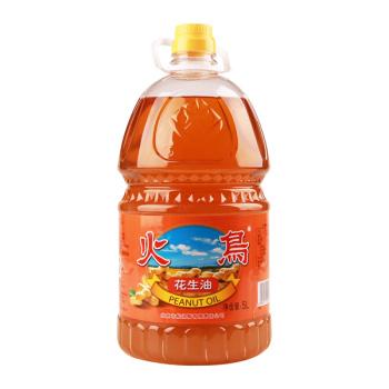 火鸟花生油 5L