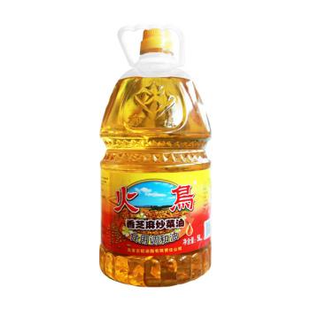 【仅限自提】火鸟香芝麻炒菜油 5L