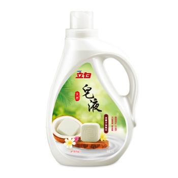立白2.5kg椰子油天然皂液