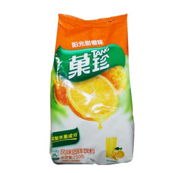 果珍甜橙味750g