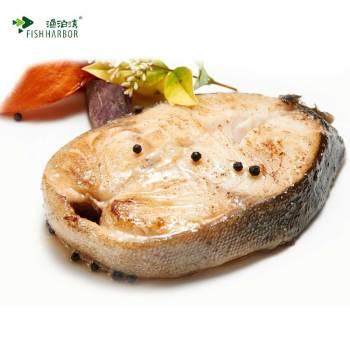 【渔泊湾】阿拉斯加黑鳕鱼扒454g 进口野生黑鳕鱼块 深海捕捞