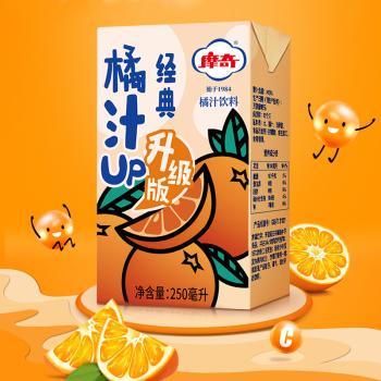 摩奇橘汁250ml*24