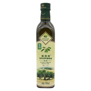 加利利特级初榨橄榄油500ml