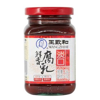 王致和 腐乳 淡口鲜香腐乳 250g